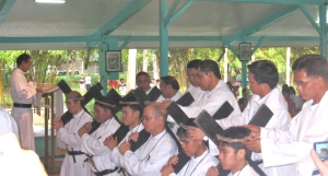 Philippines: New Passionist Novices