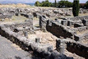 Capernaumruins