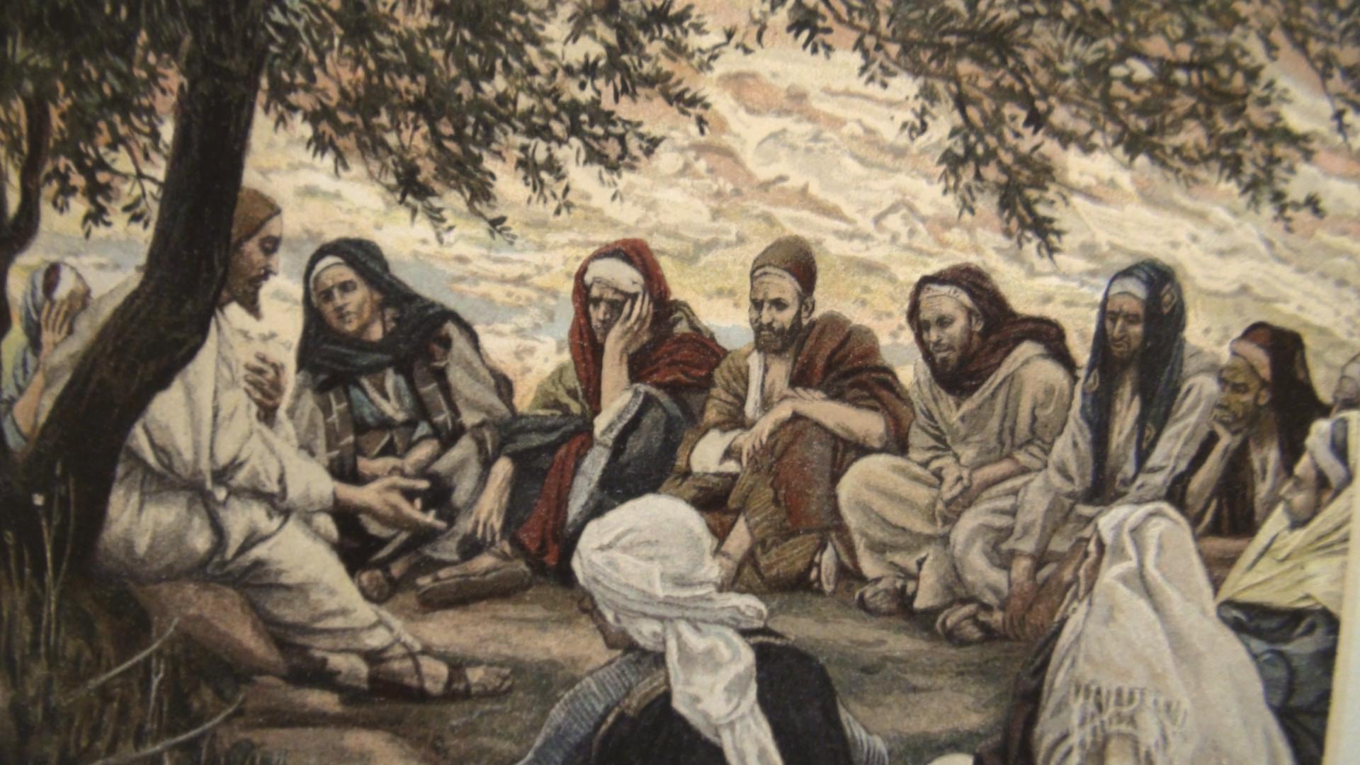 synoptic gospels essay topics