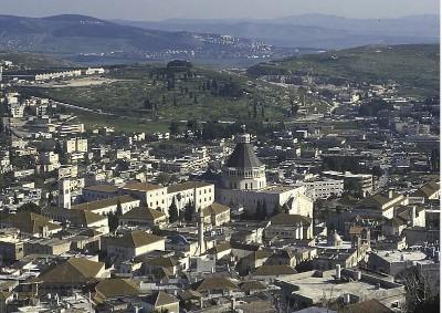Nazareth, Annunciation ch