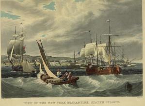 Quarantine 1833