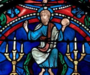 Christ majesty chartre