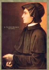 Elizabeth Seton 1804