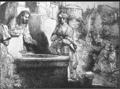 Samaritan woman