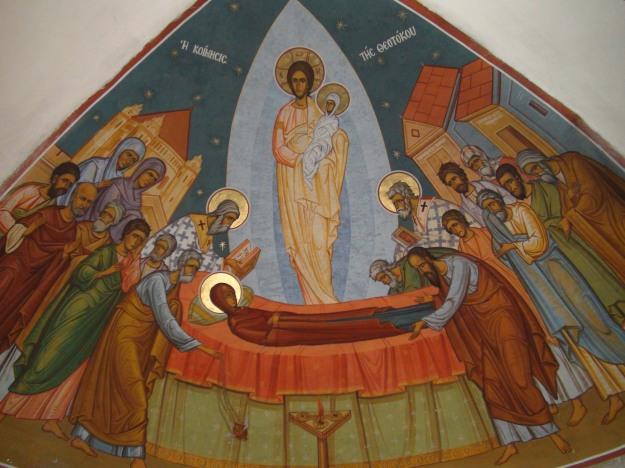 assumption, Dormition Abbey, Jerusalem