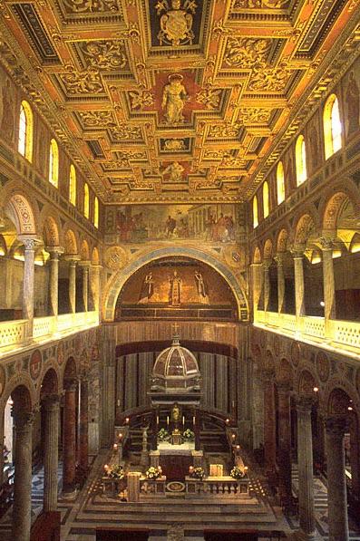 Church of St. Agnes, Rome