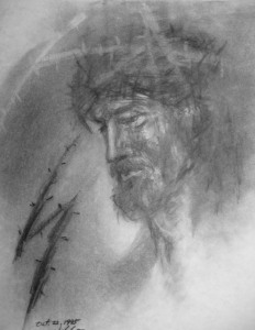 Christ crowned