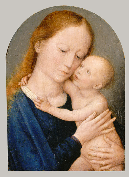 Gerard David, Virgin and Child, (1510)