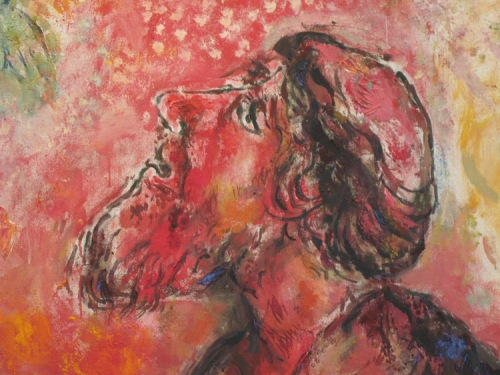 marc-chagall-the sacrifice-of-isaac-1966 detail