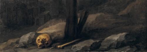 christ on the cross murillo 1660-70