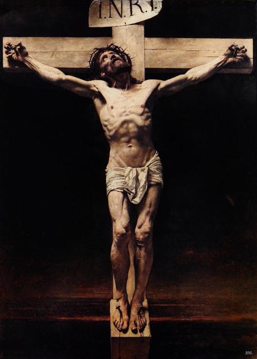 leon bonnat christ on the cross 1874