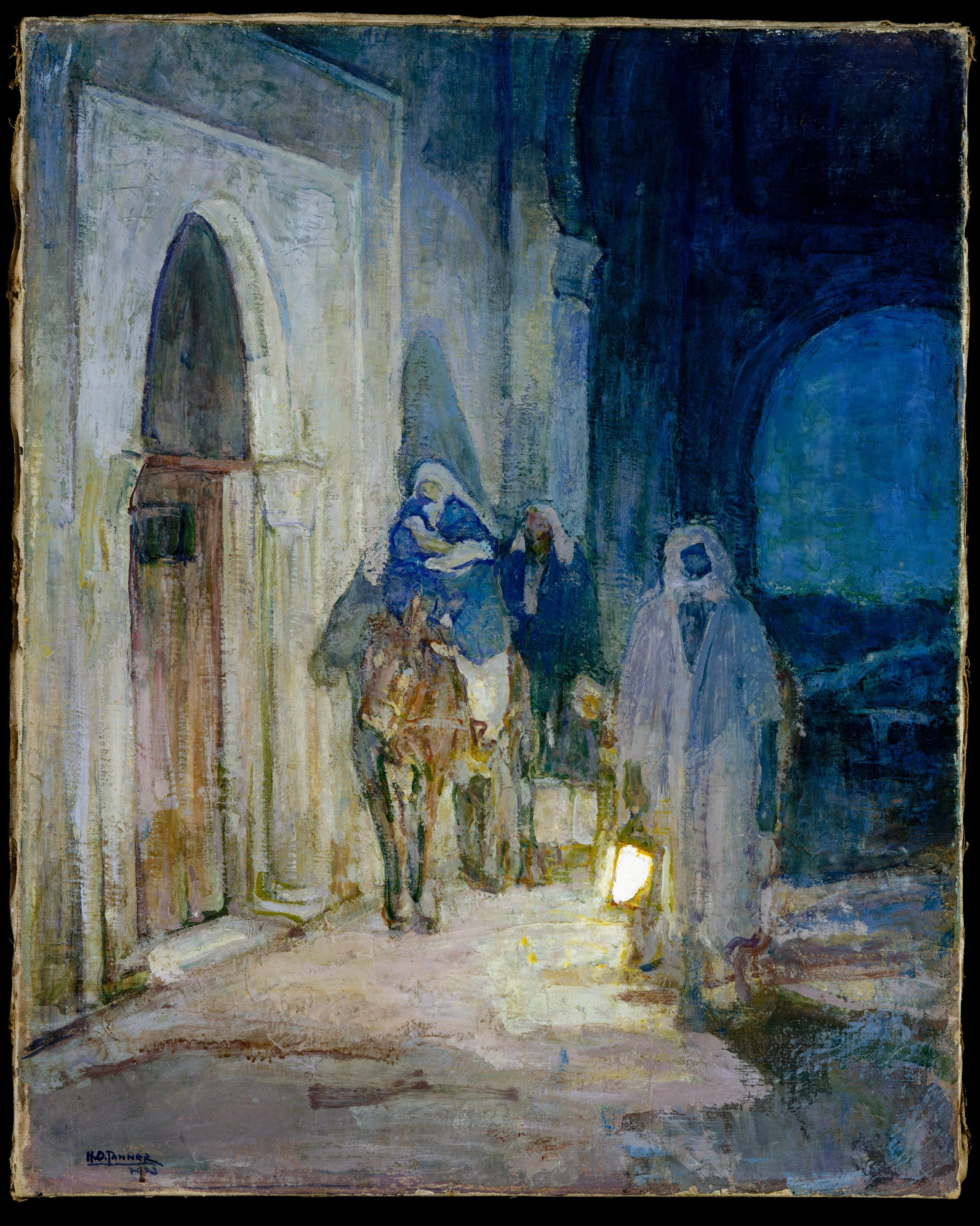 Flight Into Egypt Henry Ossawa Tanner American 1923 Met