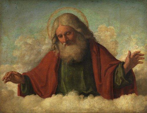God the Father Cima da Conegliano c 1515