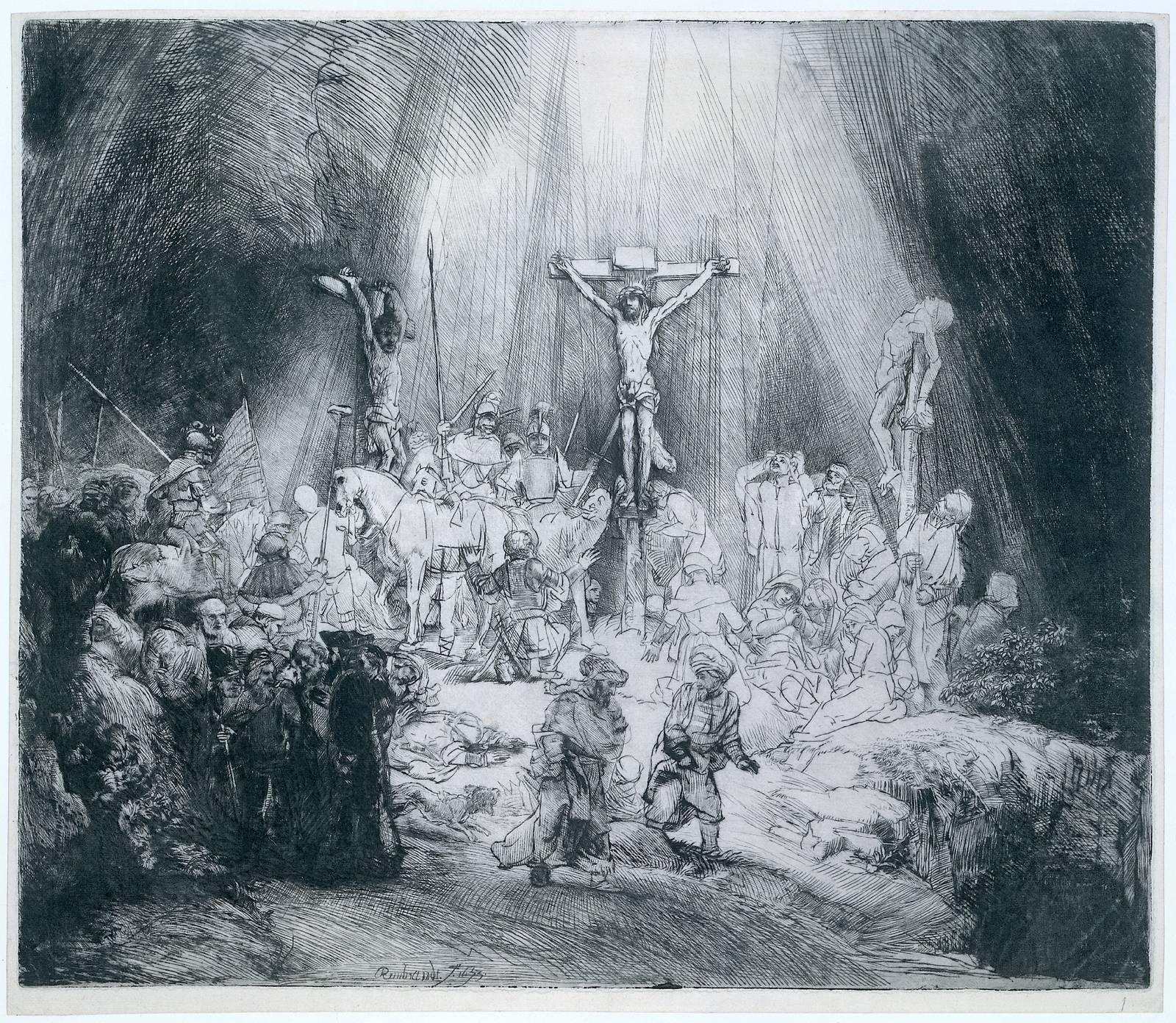 Rembrandt_The_Three_Crosses_1653