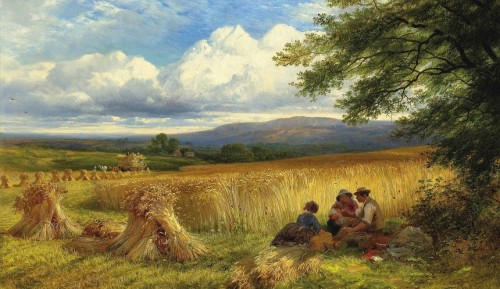 george-cole-harvest-rest-1865