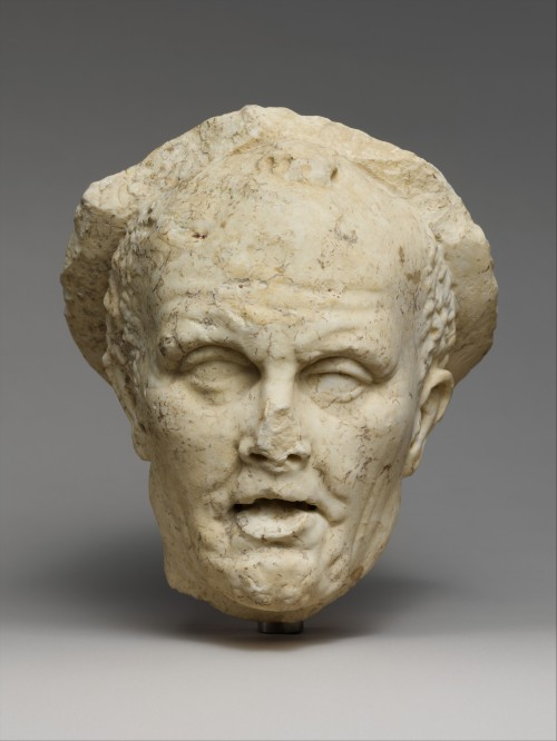 marble-head-of-an-old-fisherman