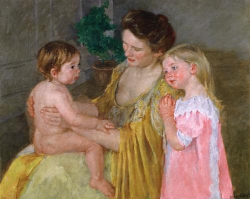 mary-cassatt-mother-and-two-children-1906