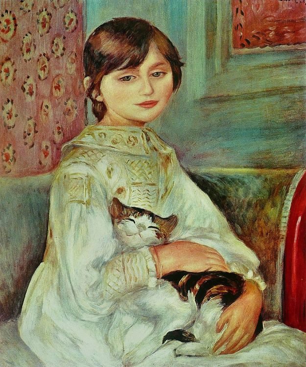 pierre-auguste-renoir-julie-manet-with-cat-1887