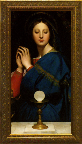 ingres-madonna-of-the-host