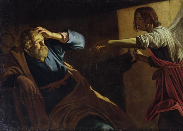 saint-peter-being-freed-from-prison-gerard-van-honthorst-1616-18