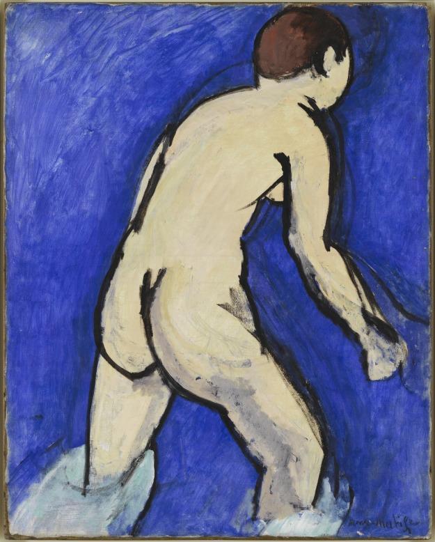 Matisse Bather 1909 MoMA